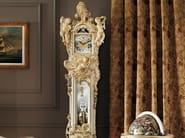Grandfather clock carved gold leaf - Villa Venezia Collection - Modenese Gastone
