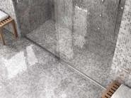 Flush fitting shower tray AD HOC - RARE