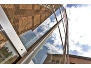 Aluminum facades WICTEC 50 - Industrial Design - WICONA