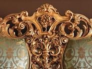 Sofa compartment hardwood luxury furnishings - Villa Venezia Collection - Modenese Gastone