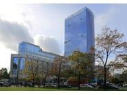 Aluminum facades WICTEC 50EL - WICONA