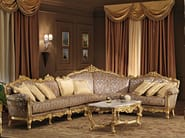 Luxury hotel home living room man majlis furnishings - Villa Venezia Collection - Modenese Gastone