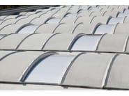 Precast reinforced concrete roof ALIANT SPAZIO - Baraclit Prefabbricati