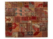Vintage style patchwork rug PATCHWORK CLASSIC - Golran