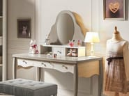 Oval mirror with cabinet DEMOISELLE | Mirror with cabinet - GAUTIER FRANCE
