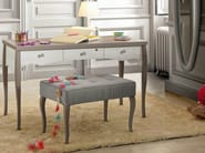 Upholstered fabric bench DEMOISELLE | Bench - GAUTIER FRANCE