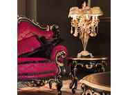 Inlaid coffee table home decor idea - Villa Venezia Collection - Modenese Gastone