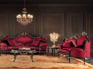 Man majlis sitting room sofa luxury living room - Villa Venezia Collection - Modenese Gastone