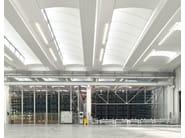 Precast reinforced concrete roof ALIANT SHED - Baraclit Prefabbricati