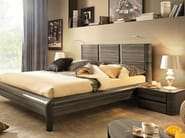 Wooden double bed DOVEA | Bed - GAUTIER FRANCE