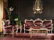 Tailormade sitting room Italian bespoke furniture - Villa Venezia Collection - Modenese Gastone