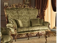 Hotel sitting room furnishings classic living room furniture couch - Villa Venezia Collection - Modenese Gastone