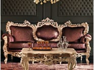 Handmade sofa padding with luxury embroidery - Villa Venezia Collection - Modenese Gastone