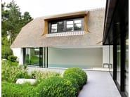 Aluminium sliding window KELLER minimal windows® - KELLER