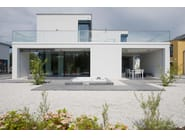 Aluminium sliding window KELLER minimal windows® - KELLER