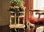 Flower box gold leaf classic style luxury furniture - Villa Venezia Collection - Modenese Gastone
