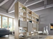 Open double-sided sectional bookcase PREFACE CONFIGURATION 18 - GAUTIER FRANCE