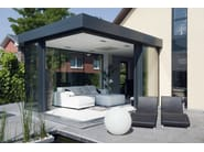 Aluminium sliding door KELLER GLASSHOUSE® - KELLER