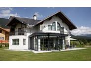 Aluminium conservatory KELLER ORANGERY Elegance® - KELLER