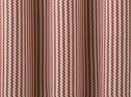 Synthetic fibre fabric with graphic pattern SUMMERTIME - Dedar