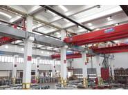 Precast reinforced concrete roof b2000 - Baraclit Prefabbricati