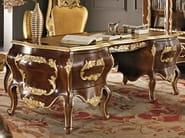 Office furnishings bespoke classic writing desk - Villa Venezia Collection - Modenese Gastone