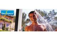 Swimming pool shower DESJOYAUX | Swimming pool shower - Desjoyaux Piscine Italia