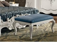 Bedroom pouf luxury design - Villa Venezia Collection - Modenese Gastone