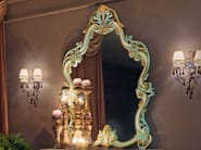 Wall-mounted framed mirror 11631 | Mirror - Modenese Gastone group