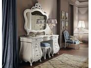 Home furnishings toilette and mirror luxury bedroom furniture - Villa Venezia Collection - Modenese Gastone