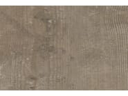 Synthetic material floor tiles with wood effect SENSO RUSTIC 9' - GERFLOR