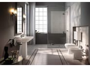 Ceramic toilet with external cistern EFI | Toilet with external cistern - CERAMICA FLAMINIA