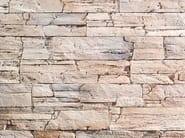 Frost proof reconstructed stone wall tiles with stone effect MARMOLADA - BIOPIETRA®