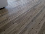 Vinyl flooring with wood effect CREATION CLIC SYSTEM - GERFLOR