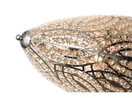 Pendant lamp with crystals ARABESQUE AIRSHIP - VGnewtrend