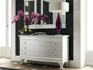 Lacquered wooden dresser AMBER - Formenti