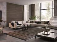 Corner sectional fabric sofa ANTIBES | Corner sofa - MisuraEmme