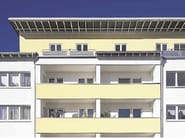 Dual waterproofing and thermal insulation system Triflex BIS - Triflex Italia