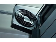Rapid vertical roll-up door FAST SPIRAL - Kopron