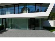 Cobble outdoor floor tiles Triflex Stone Design - Triflex Italia