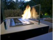 Outdoor bioethanol fireplace FOLIO - FALPER