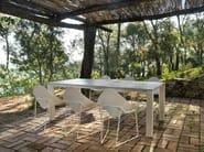 Sled base chair PLISPLAS | Chair - calma