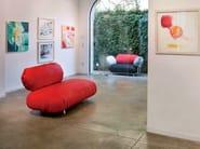 3 seater fabric sofa ARUGA | Sofa - calma