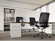 Metal office drawer unit UNIVERSAL FREE STANDING 420 - Dieffebi