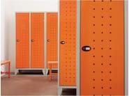 Metal Locker MONOPLUS DESIGN - Dieffebi