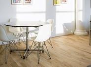 Coffee table with 4-star base USM KITOS COFFEE TABLE   Coffee table with 4-star base - USM Modular Furniture