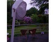 Adjustable aluminium Floor lamp BUTTERFLY - Hind Rabii