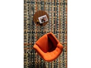 Handmade wool rug ALGORYTHME - Toulemonde Bochart