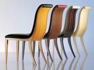 Wooden chair SC1019 - OAK Industria Arredamenti