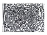 Handmade wool rug DRAGOON - Toulemonde Bochart